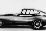 New Jaguar Car Will Be Presented for the First Time in Geneva Car Fair March 16  1961