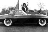 Jaguar Car March 14  1961
