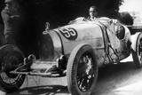 Ettore Bugatti (1881-1947)Italian Car Manufacturer  20's