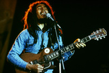 Bob Marley on Stage at Roxy Los Angeles May 26  1976