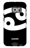 Cancer Zodiac Sign White