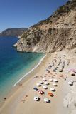 Kaputas Beach  Near Kalkan  Lycia