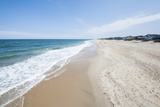 Beach at Nags Head  Outer Banks  North Carolina  United States of America  North America