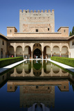 Palacio De Comares  One of the Three Palaces That Forms the Palacio Nazaries  Alhambra