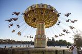 Grona Lund Amusement Park  Djurgarden  Stockholm  Sweden  Scandinavia  Europe