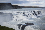 Gullfoss Waterfall  Golden Circle  Iceland  Polar Regions