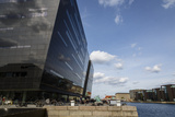 The Black Diamond Building  Housing the Royal Library  Copenhagen  Denmark  Scandinavia  Europe