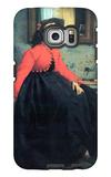 Portrait of Mme LL