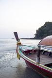 Longtail Boat on Ko (Koh) Lanta  Thailand  Southeast Asia  Asia
