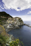 Manarola  Cinque Terre  UNESCO World Heritage Site  Liguria  Italy  Europe
