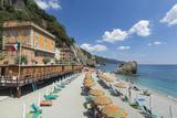 Monterosso Al Mare  Cinque Terre  UNESCO World Heritage Site  Liguria  Italy  Europe