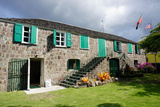 Museum of Nevis History  Charlestown  Nevis