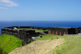 Brimstone Hill Fortress  St Kitts  St Kitts and Nevis