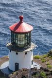 Makapu'U Point Lighthouse  Oahu  Hawaii  United States of America  Pacific