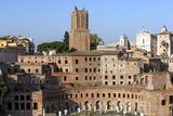 Trajans Markets  Ancient Rome  Rome  Lazio  Italy