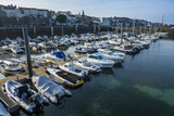 Sport Boat Harbour in Saint Peter Port  Guernsey  Channel Islands  United Kingdom