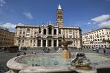 The Basilica of Santa Maria Maggiore (St Mary Major)