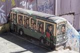 Wonderful Graffiti  Valparaiso  Chile