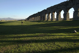 One of the Largest Aqueducts in Rome Built in the Year 38 Bc  Rome  Lazio  Italy  Europe