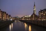 Hafencity  Hamburg  Germany  Europe