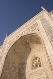 Dawn at the Taj Mahal  UNESCO World Heritage Site  Agra  Uttar Pradesh  India  Asia