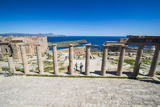 Acropolis of Lindos  Rhodes  Dodecanese Islands  Greek Islands  Greece  Europe