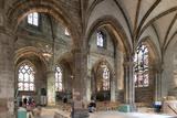 Interior Looking Northeast  St Giles' Cathedral  Edinburgh  Scotland  United Kingdom
