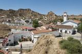 Guadix  Province of Granada  Andalucia  Spain