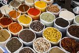 Spice Stall at Mapusa Market  Goa  India  Asia