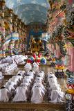 Cao Dai Temple  Tay Ninh  Vietnam  Indochina  Southeast Asia  Asia