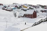 Ilulissat  Greenland  Denmark  Polar Regions
