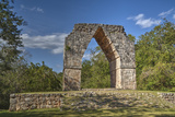 The Arch  Kabah Archaeological Site  Yucatan  Mexico  North America