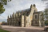 Rosslyn Chapel from the Northwest  Roslin  Midlothian  Scotland  United Kingdom