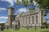 Dunblane Cathedral from the Southeast  Dunblane  Stirling  Cotland  United Kingdom