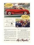 Chrysler Convertible Club Coupe