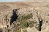 Ihlara Canyon  Western Cappadocia  Anatolia  Turkey  Asia Minor  Eurasia