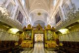 Cartuja Monastery  Granada  Andalucia  Spain