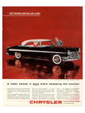 Chrysler- Clean Sweep in Style