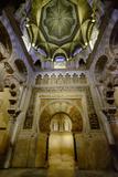 The Mezquita of Cordoba  Andalucia  Spain