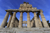 Temple of Athena (Temple of Ceres)  Paestum  Greek Ruins  Campania  Italy
