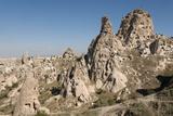 Uchisar  Cappadocia  Anatolia  Turkey  Asia Minor  Eurasia