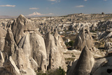 Goreme  UNESCO World Heritage Site  Cappadocia  Anatolia  Turkey  Asia Minor  Eurasia