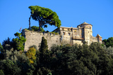 Castello Brown  Portofino  Genova (Genoa)  Liguria  Italy  Europe