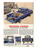 Ford 1964 Tough-But How Gently