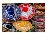 Colorful Mexican Sombreros