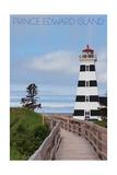 Prince Edward Island - Cedar Dunes Lighthouse