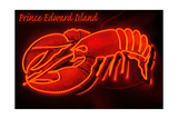 Prince Edward Island - Lobster Neon Sign