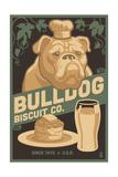 Bulldog - Retro Bisquit Ad