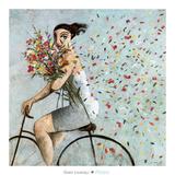 Petals Reproduction d'art par Didier Lourenco