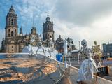 Day of the Dead in Mexico City  Dia De Los Muertos